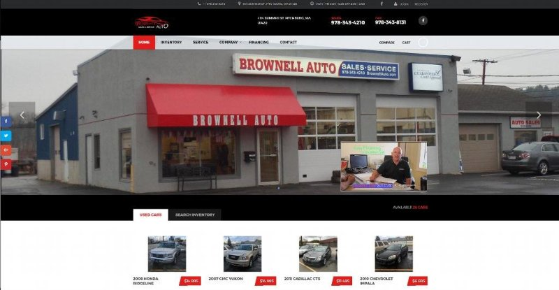 Brownell Auto Sales & Service